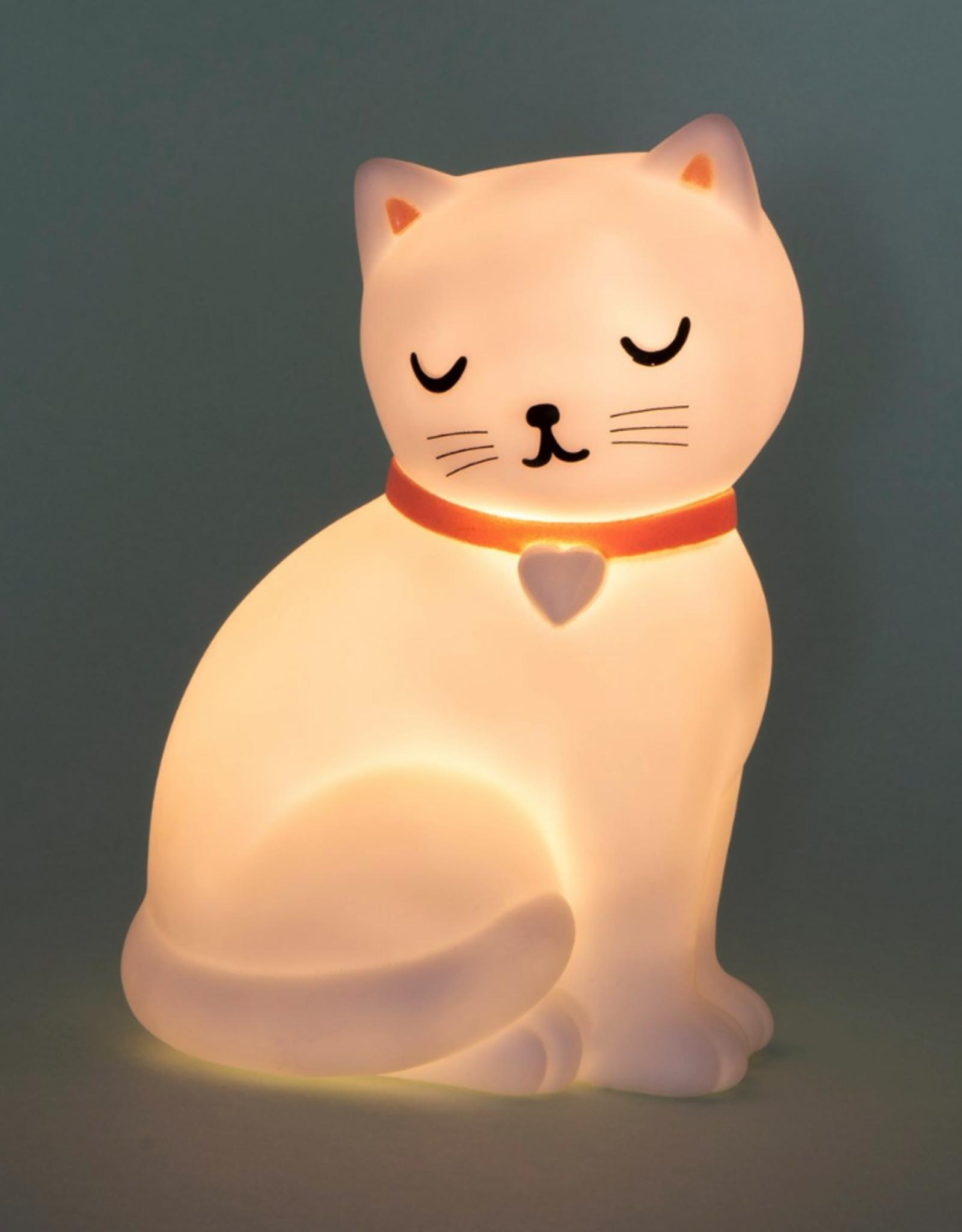 Sass & Belle Sass & Belle Cutie cat nachtlampje