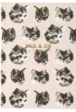 Paul & Joe PAUL & JOE - Notebook A6 - kattenhoofd zwart wit
