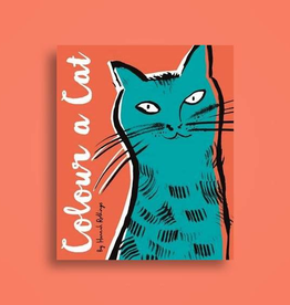 Hachette Hachette  Kleurboek Colour a Cat: With over 30 cat Breeds