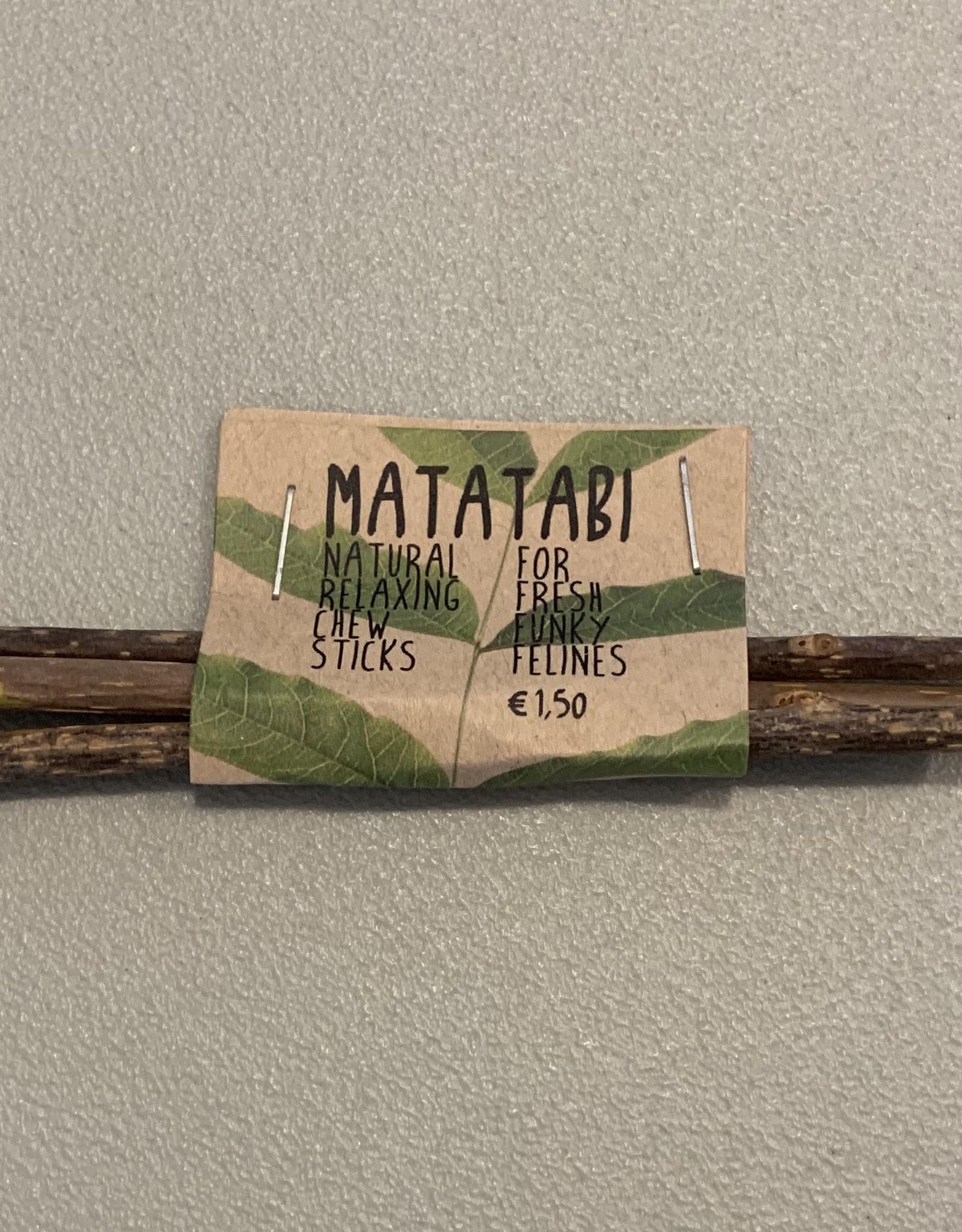 Kopjes Kopjes Matatabi stokjes