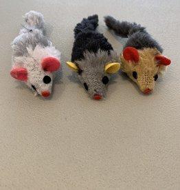 Wild Whiskers speelgoed muisjes