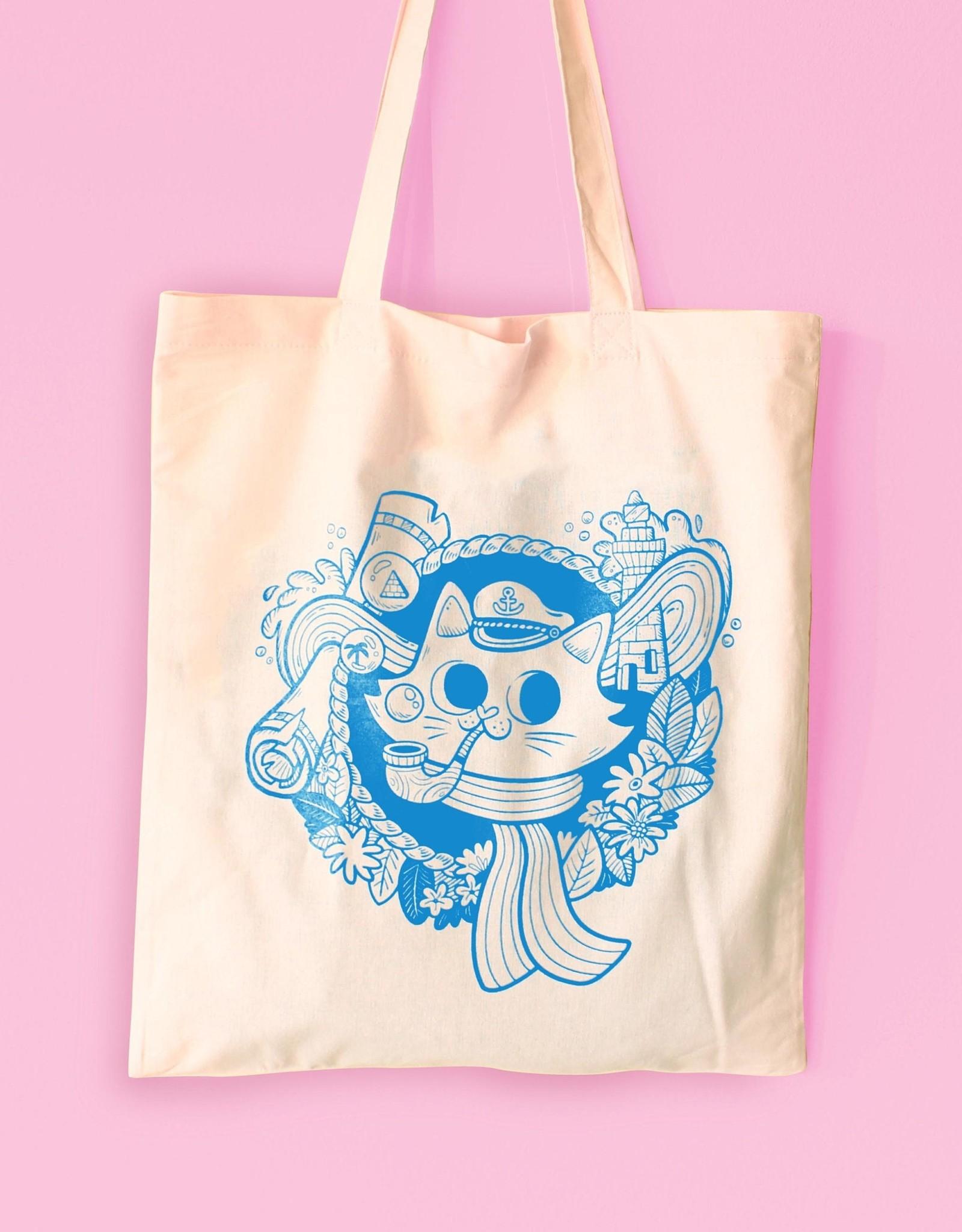 We Are Extinct We are extinct Sailor cat - tote bag regular