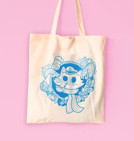 We Are Extinct We are extinct Sailor cat - tote bag regular