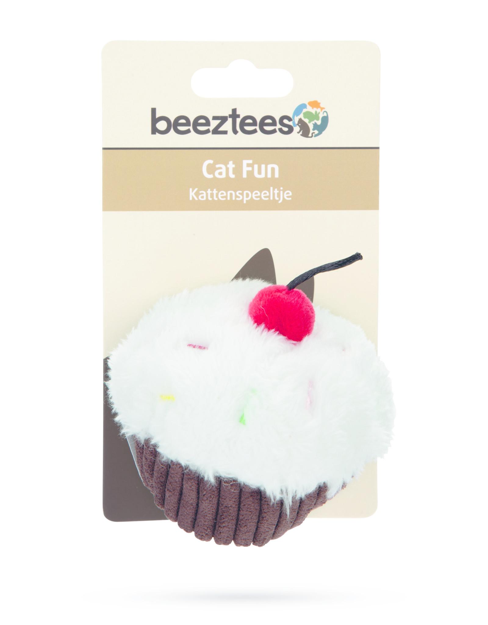 Beeztees Beeztees Kattenspeeltje Cupcake
