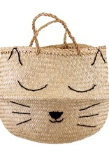 Sass & Belle Sass & Belle cat's whiskers basket zeegras mand