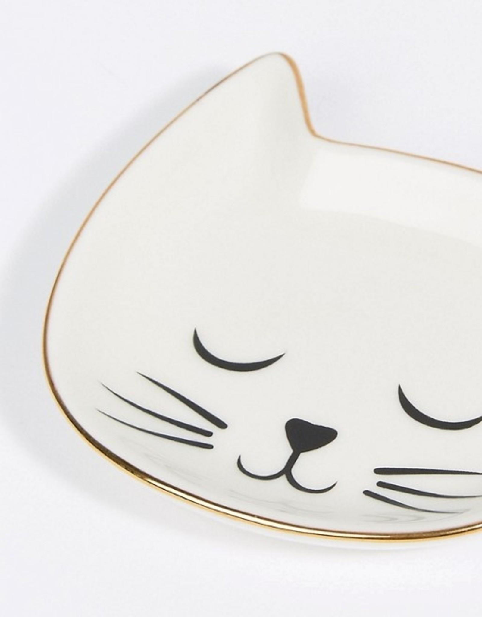 Sass & Belle Sass & Belle Cat's Whiskers Trinket Dish - sieradenschaaltje