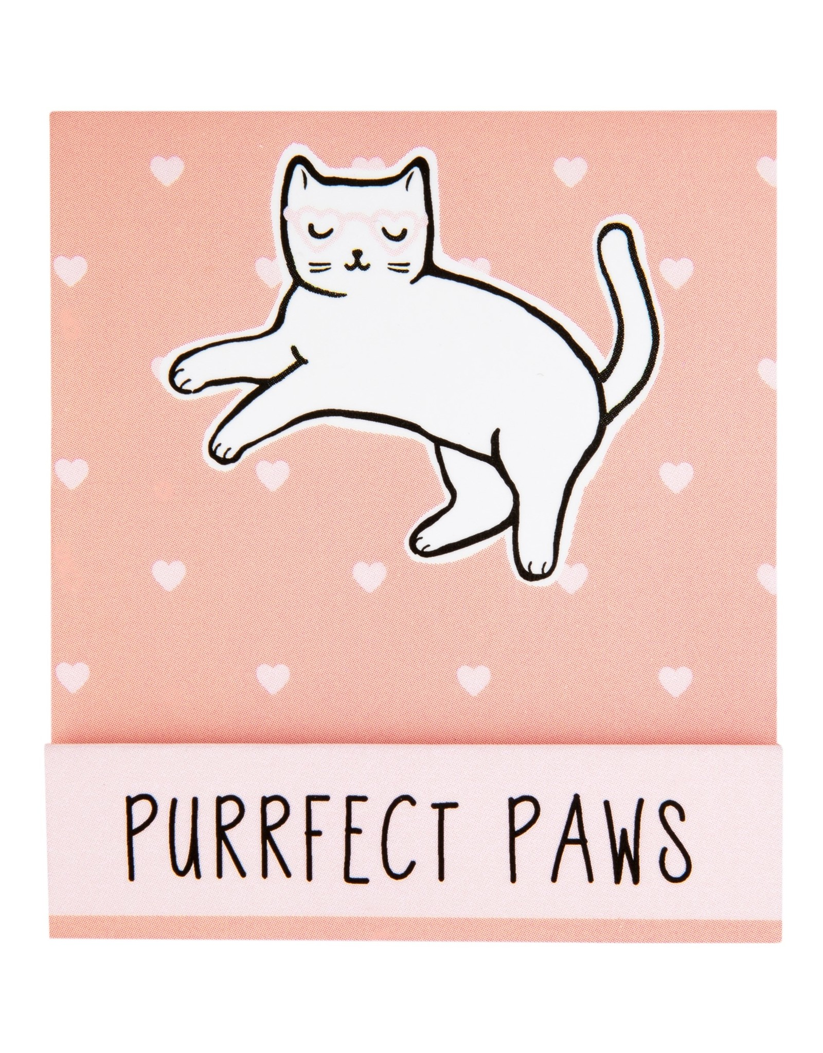 Sass & Belle Sass & Belle Cutie Cat Purrfect paws mini nagelvijl