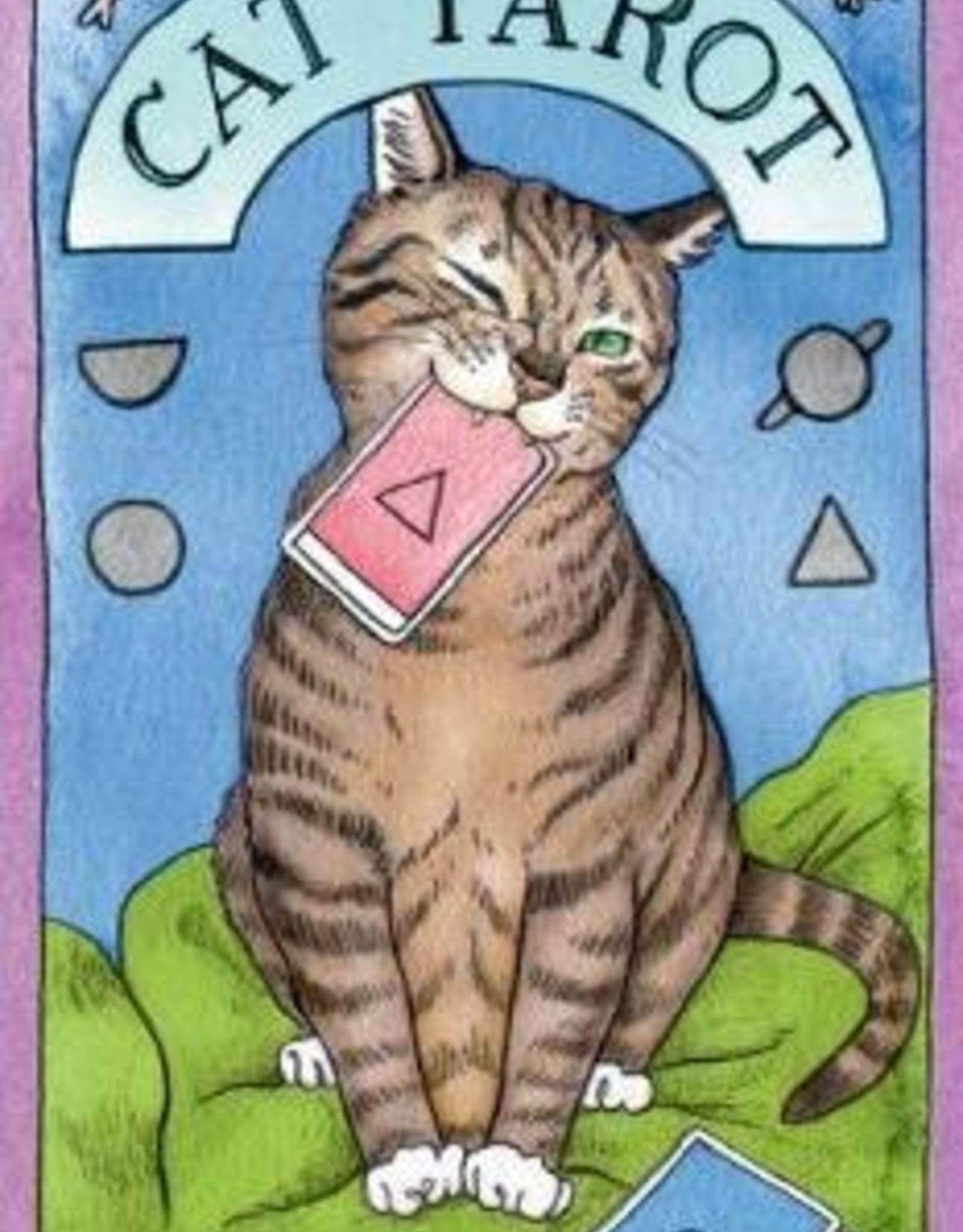 Megan Lynn Kott Megan Lynn Kott - Cat Tarot