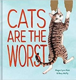 Megan Lynn Kott Megan Lynn Kott - Cats are the worst