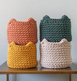 Sunny Baskets Sunny Baskets (planten)mandje kattenoren  - Beige