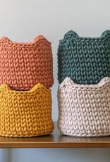 Sunny Baskets Sunny Baskets (planten)mandje kattenoren - Terracotta