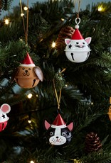 Sass & Belle Sass & Belle - katten kerstbal - christmas decoration