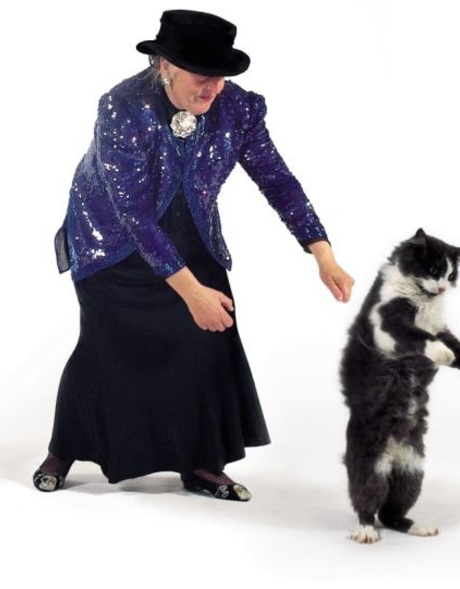 Burton silver Burton silver - Dancing with cats