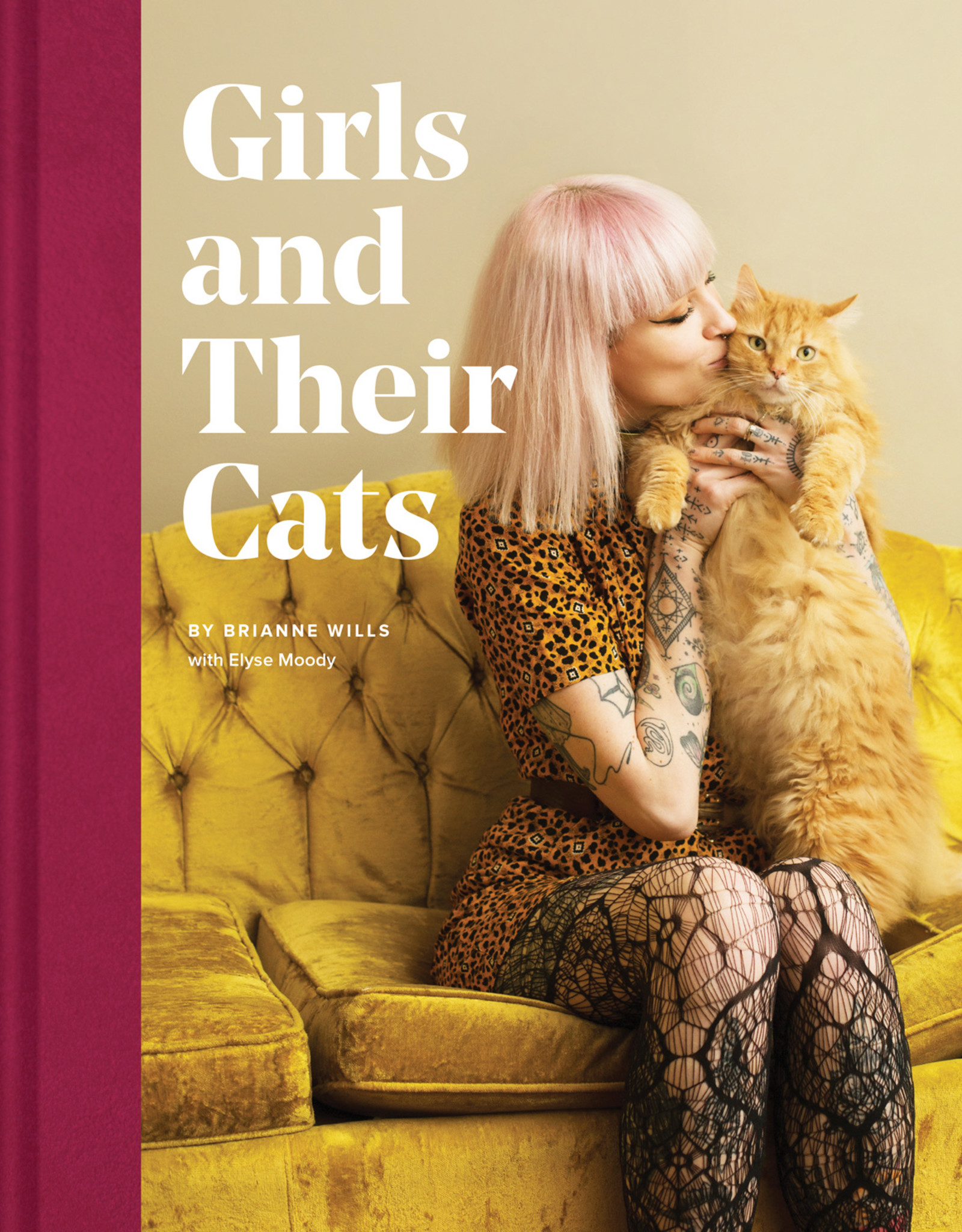 Brianne Wills Brianne Wills - Girls and their cats