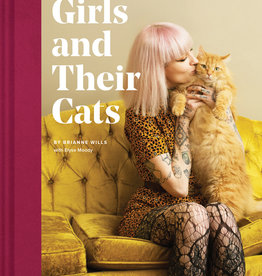 Brianne Willis BriAnne Wills - Girls and Their Cats
