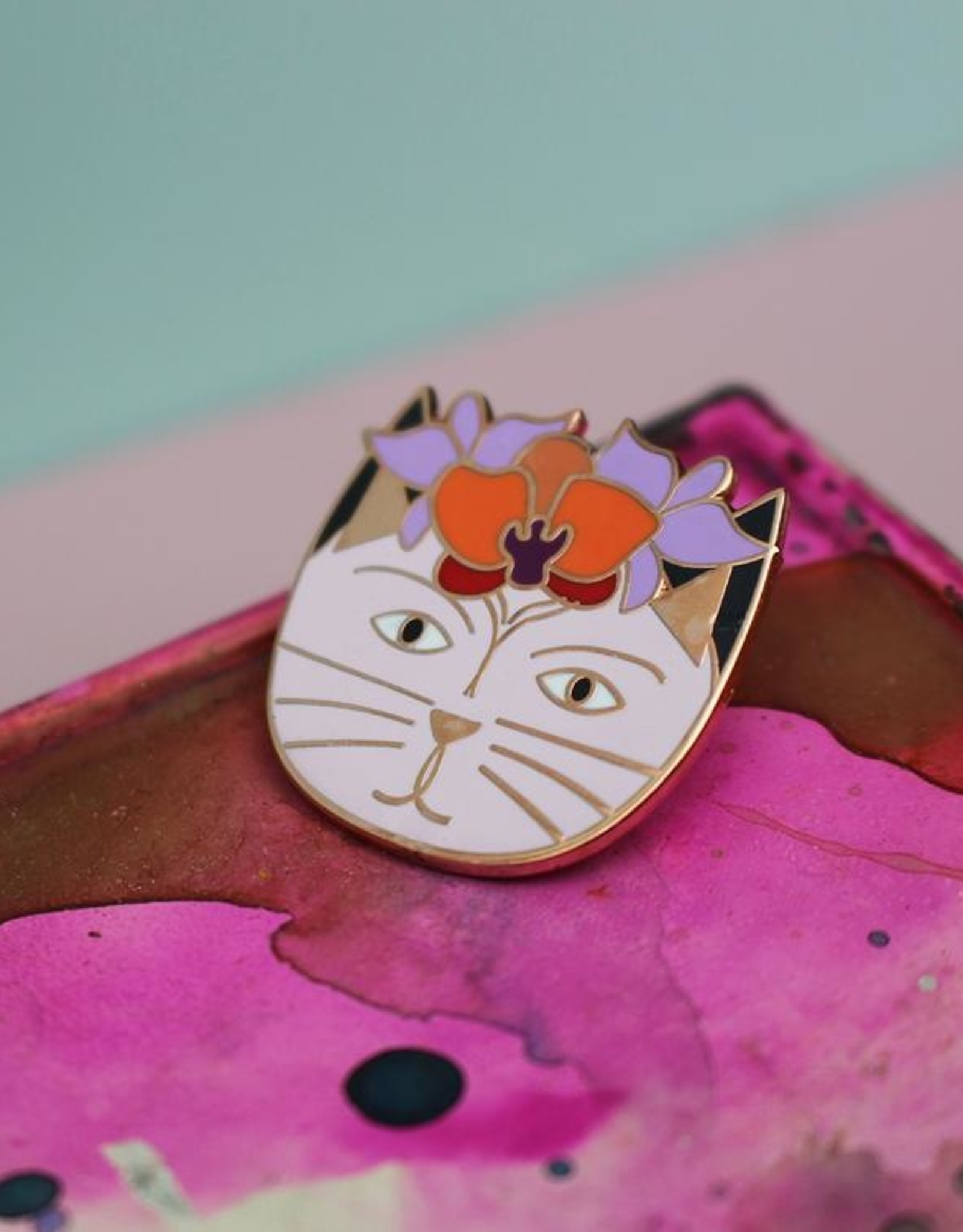 Niaski Niaski - Georgia o'kitty pin