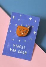 Niaski Niaski - Vincat Van Gogh Pin