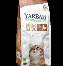 Yarrah - Biologisch Grain-free brokjes 800g