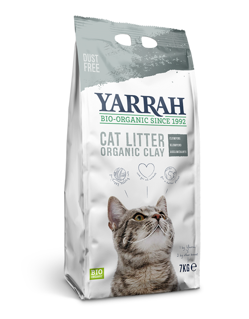 Yarrah - Kattenbakvulling 7kg