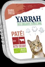 Yarrah - Kattenvoer paté met rund en kip 100g