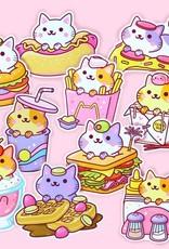 We Are Extinct We are extinct Yum Yum cats serie 3 - sticker pack