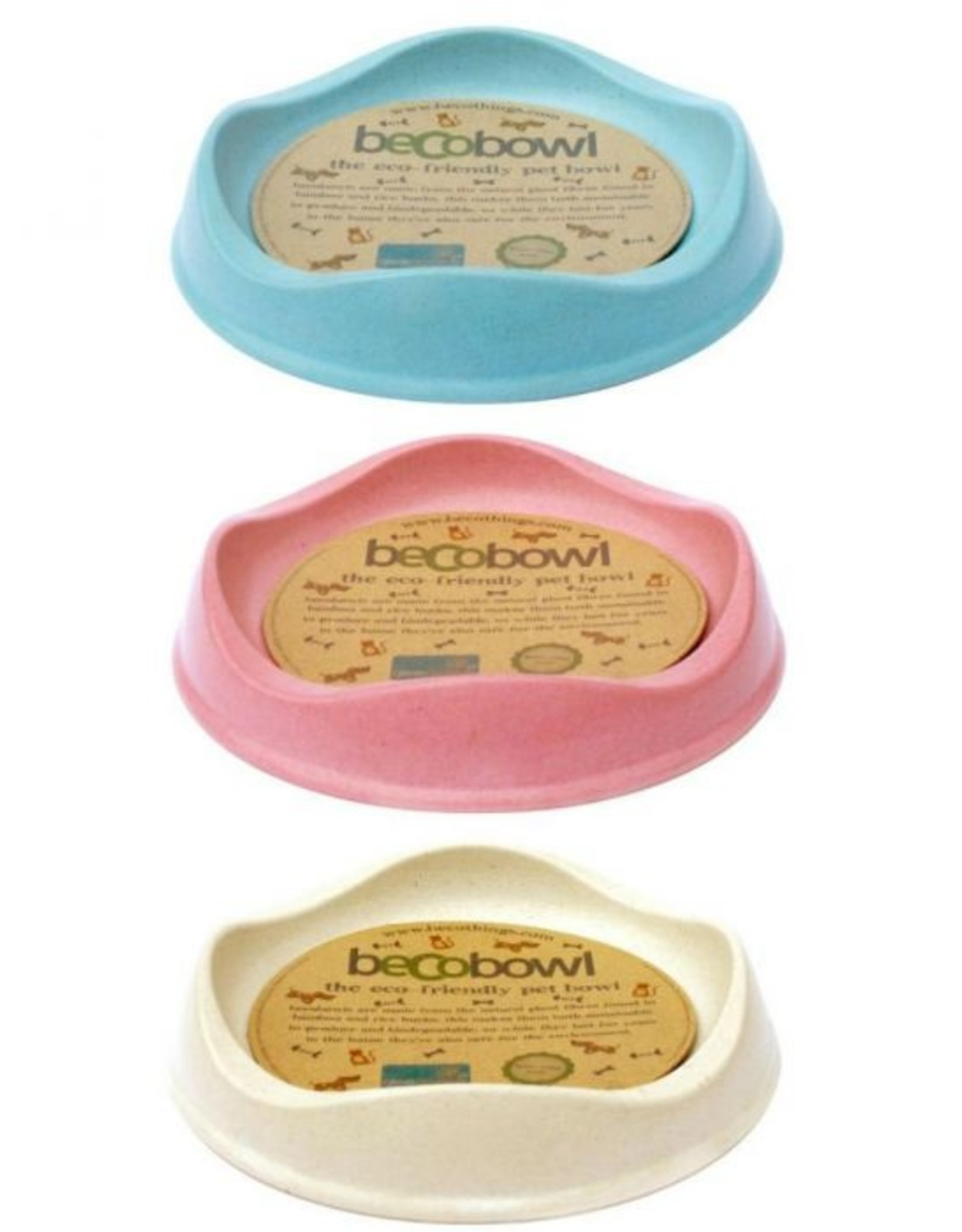 Beco Pets Beco bowl - blauw