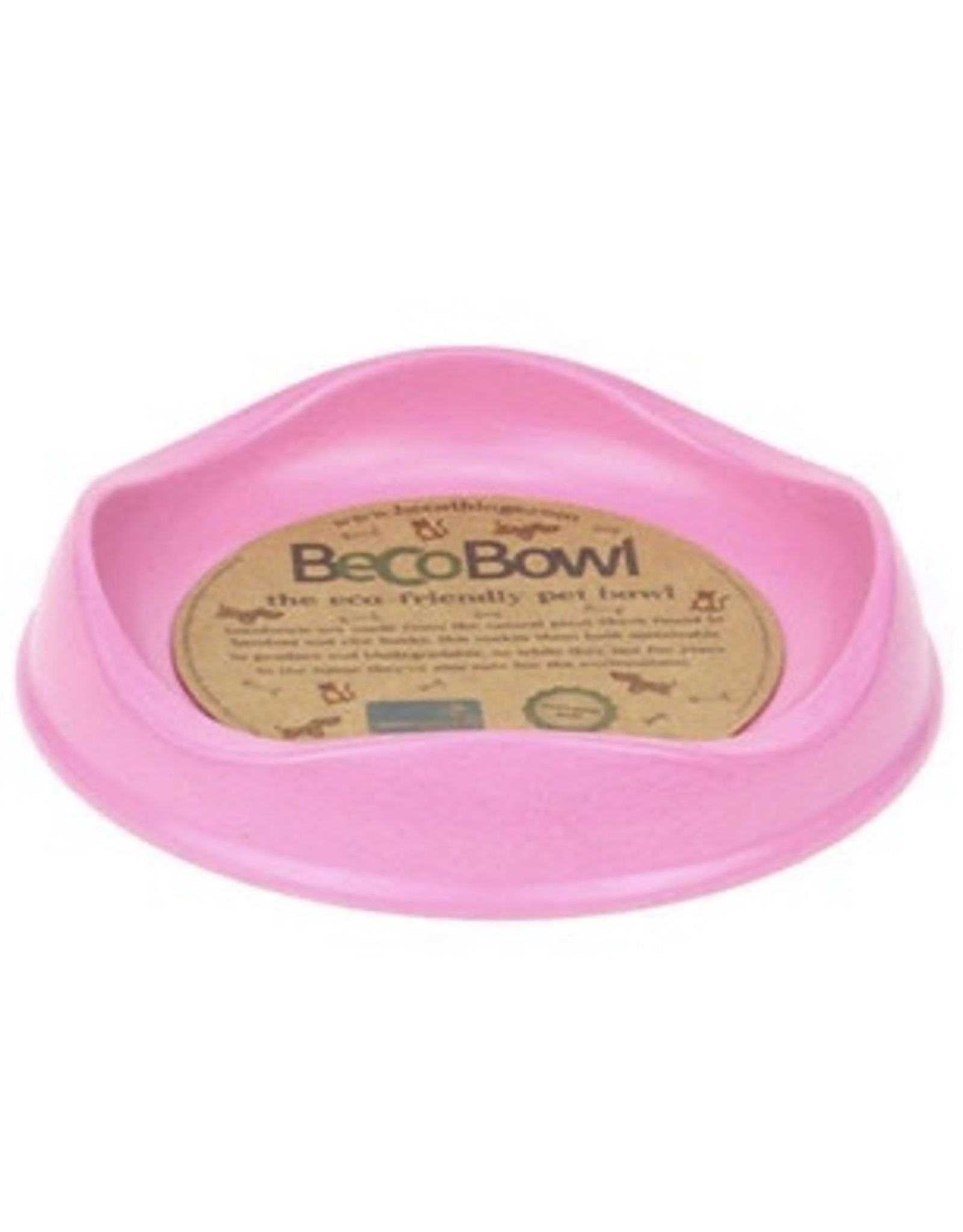 Beco Pets Beco Bowl - roze