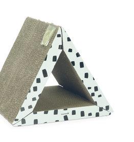 Beeztees Beeztees - Krabspeelgoed karton triangle