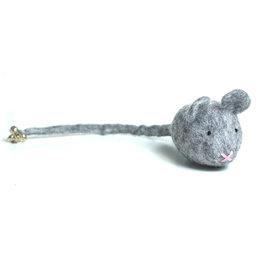 BeYoona BeYoona - CatToy muis grijs