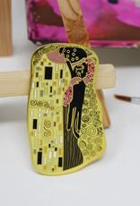 Niaski Niaski - Klimt Kiss pin
