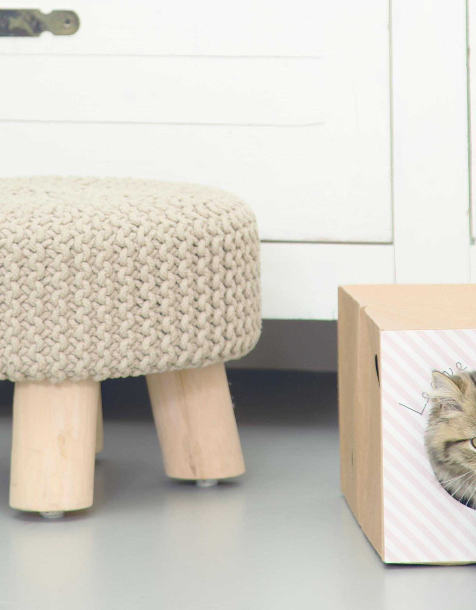 Beeztees Beeztees - Kitten Speeltunnel Papier Inja