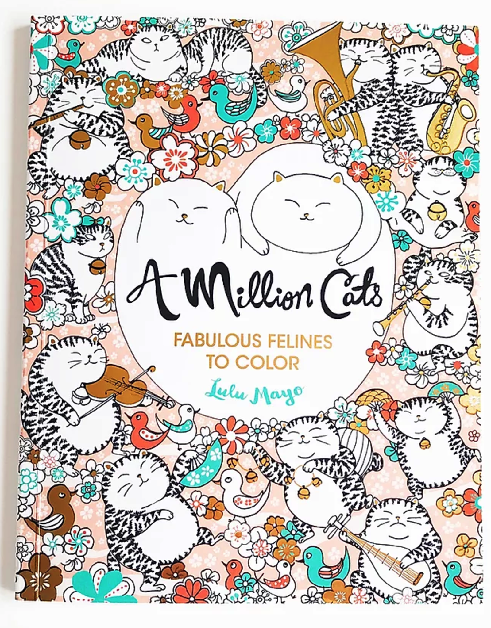 A Million Cats - Lulu Mayo