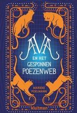 Marieke Poelmann - Ava en het gesponnen poezenweb