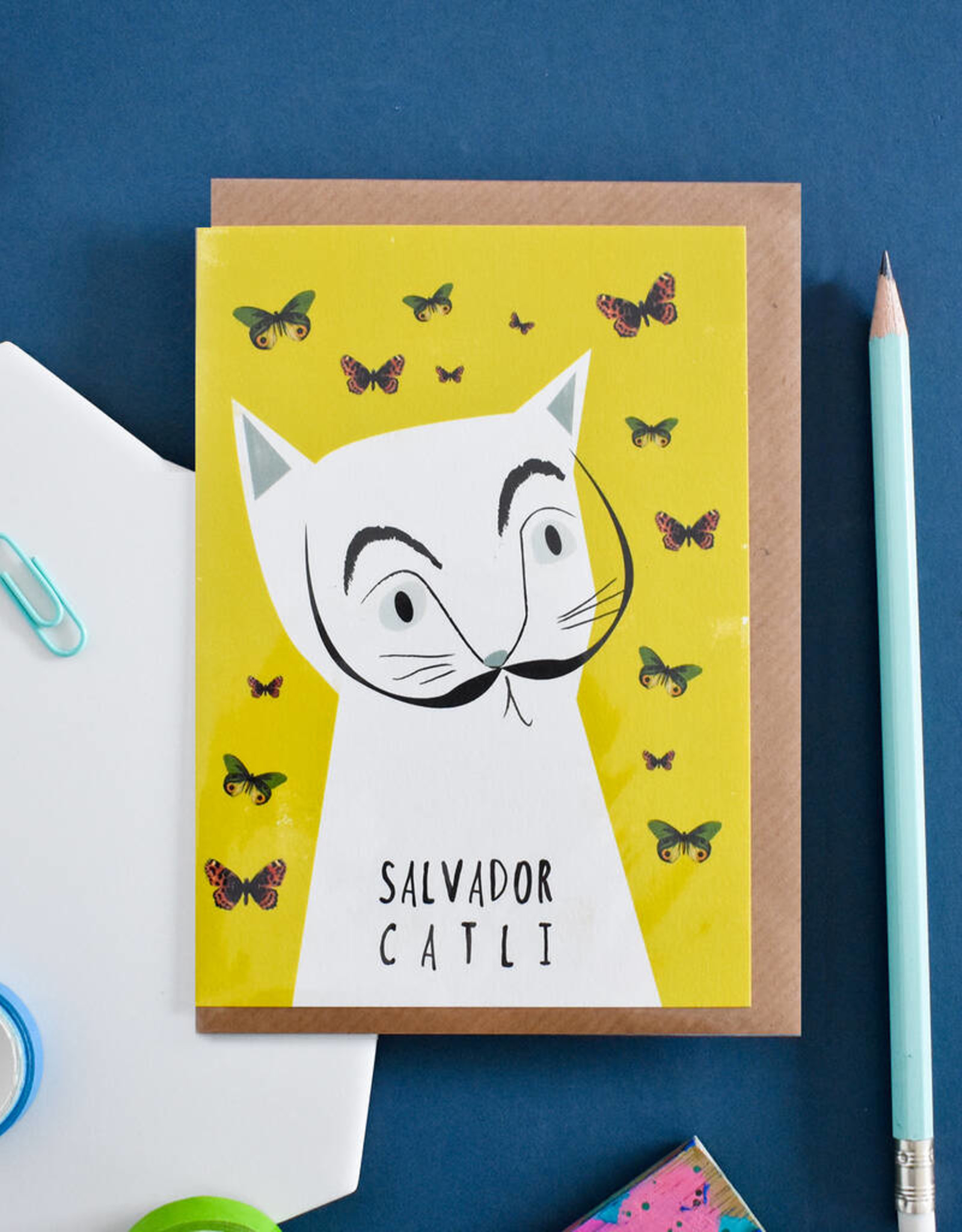 Niaski Niaski - Salvador Catli kaart
