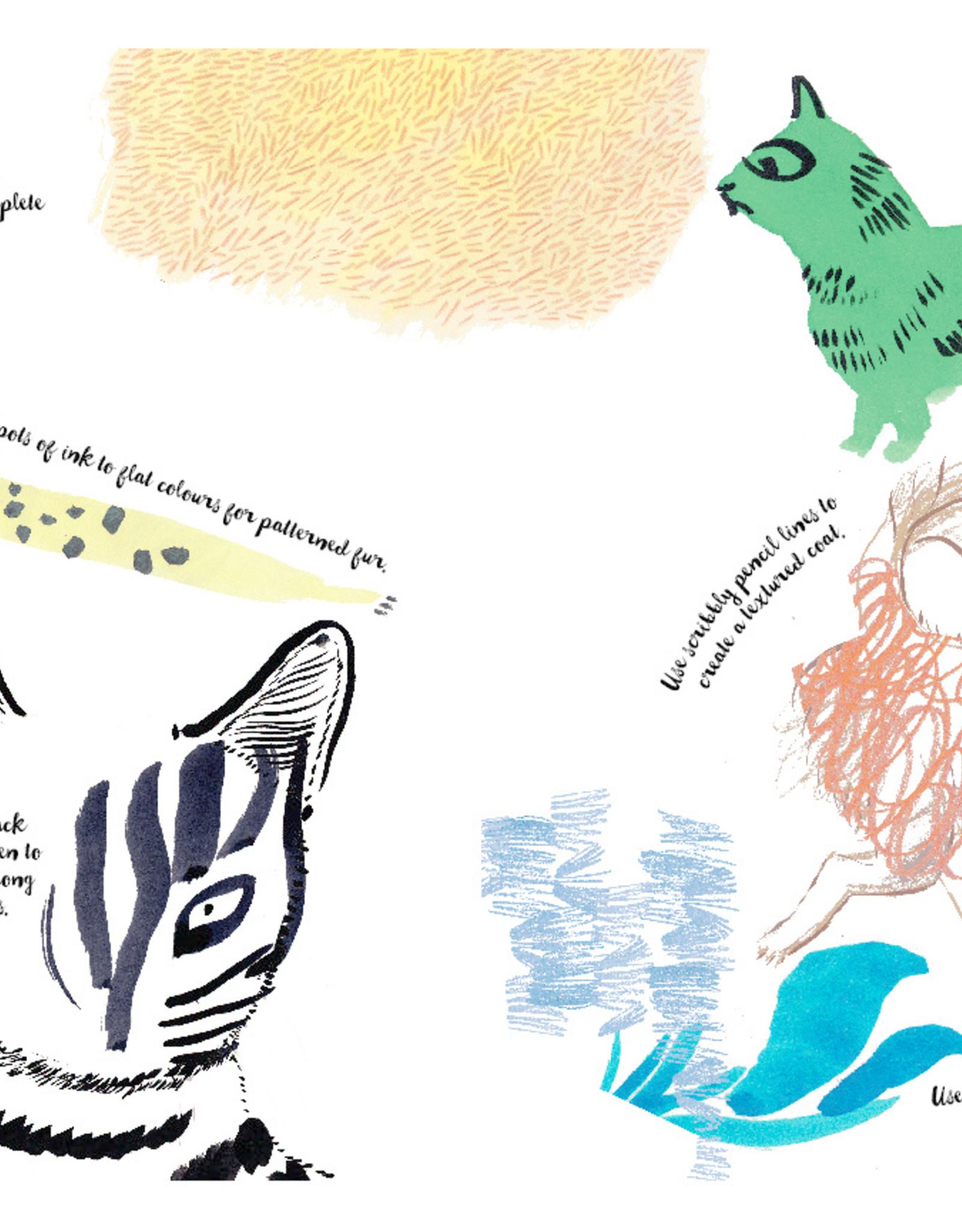 Hachette Hachette  Kleurboek Colour a Cat: With over 30 cat Breeds