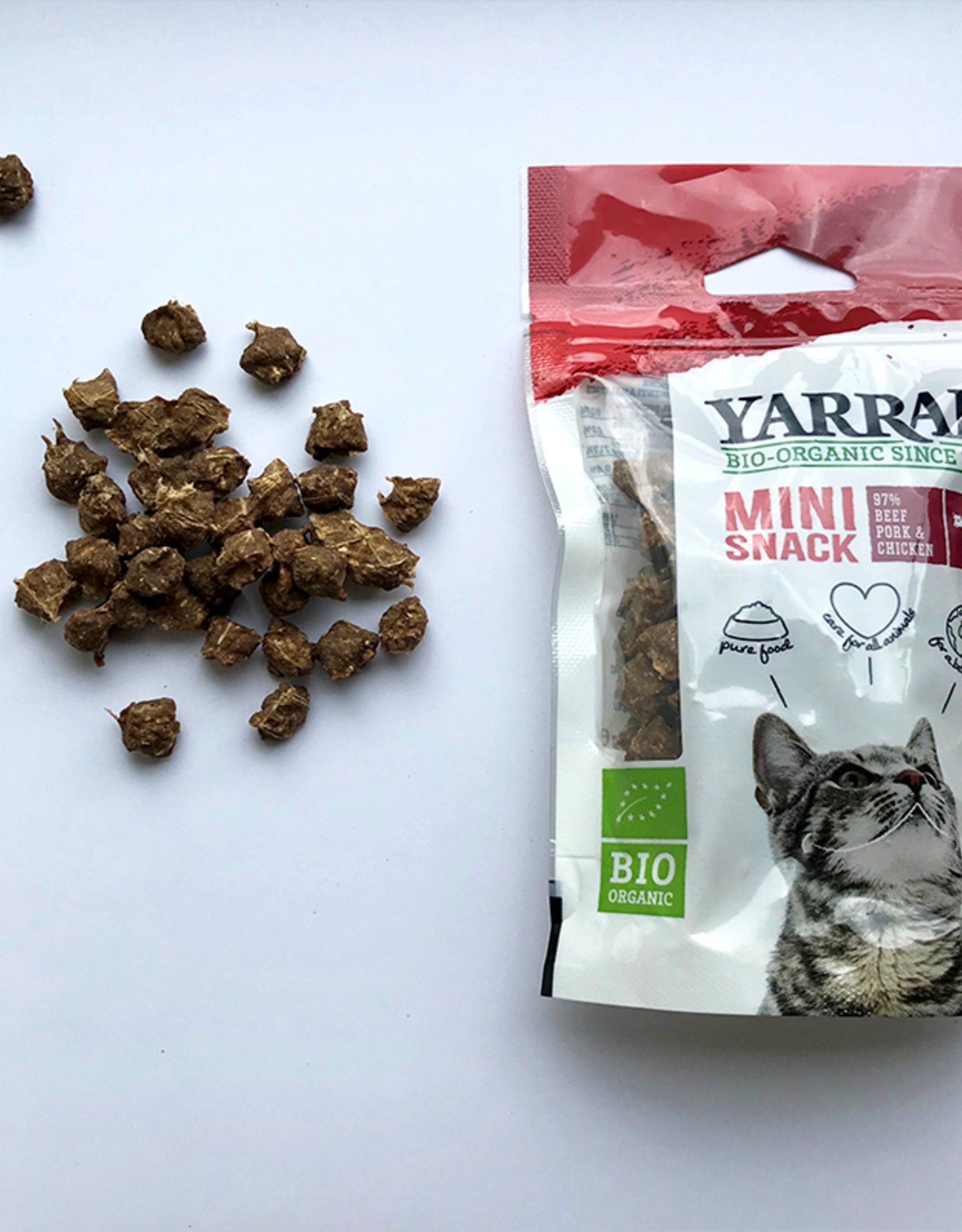 Yarrah Yarrah - biologische mini snack