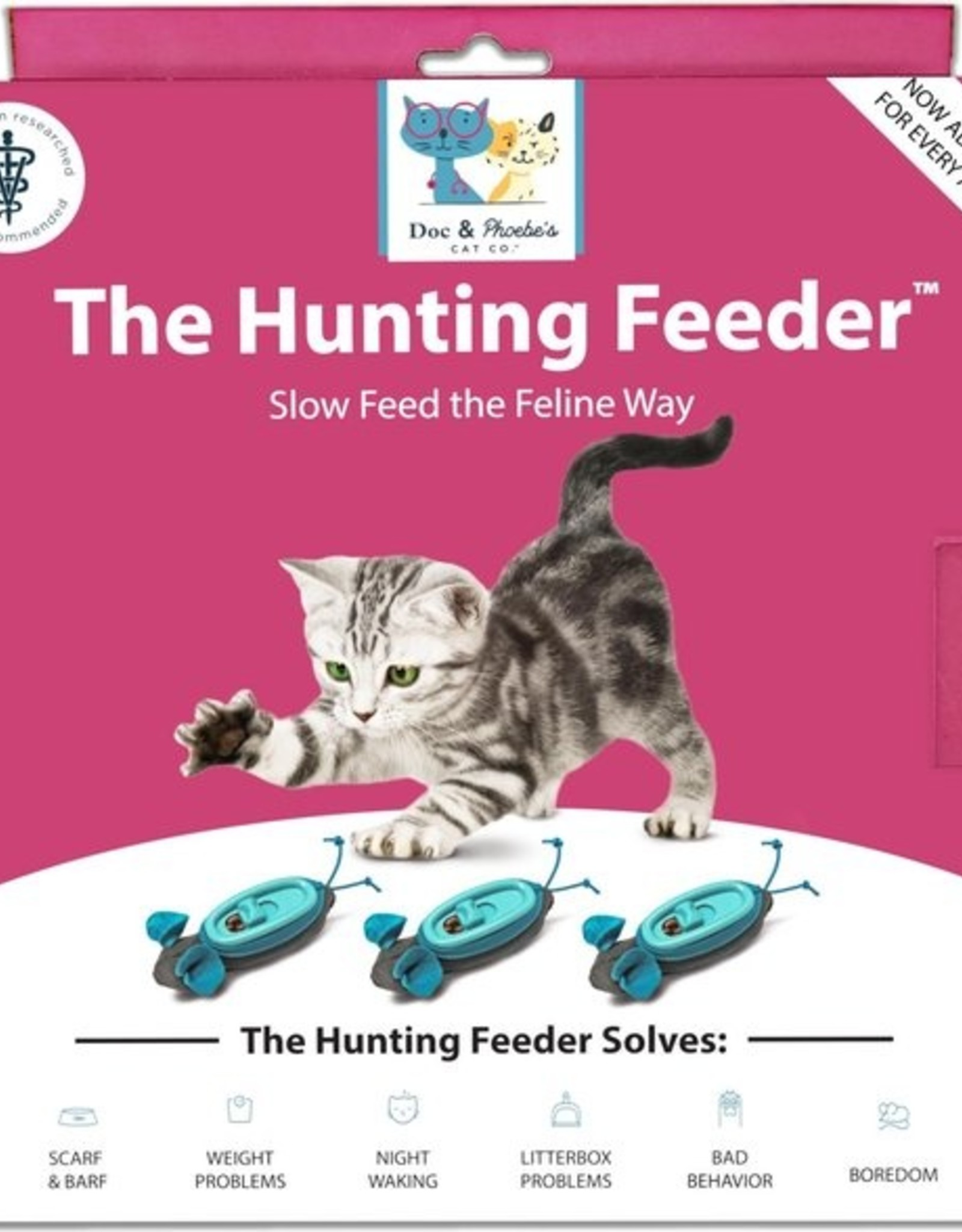 Doc & Phoebe's Doc & Phoebe's - The hunting Feeder