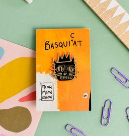 Niaski Niaski - Basquicat Pin