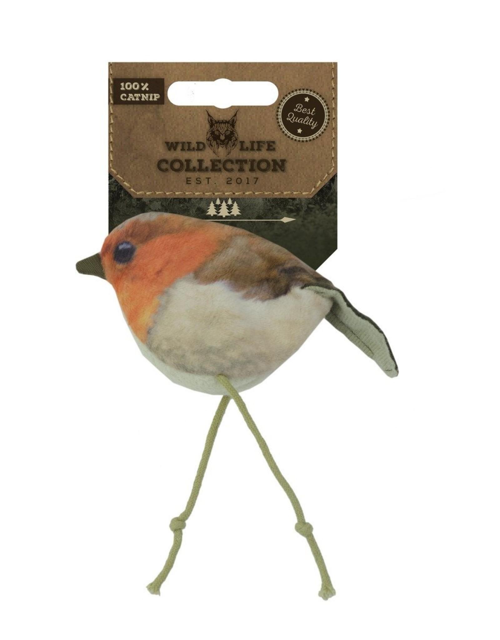 Wild Life Collection- Roodborstje (robin)