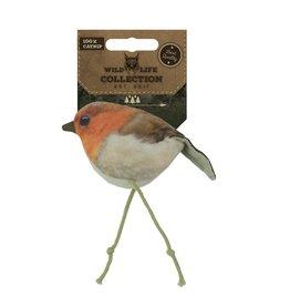 Wild Life Cat - Roodborstje (robin)