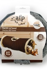 AFP Afp - Find me cat tunnel Grey