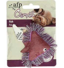 AFP Afp - Crumples Fish