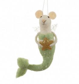 Sass & Belle Sass & Belle - Groene mermouse met ster