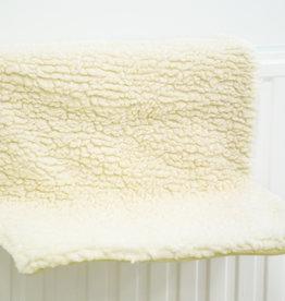 Beeztees Beeztees - Verstelbare Radiator hangmat - crème teddy