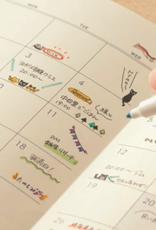 Midori Midori - Cats Pre-Inked Stamp rotating