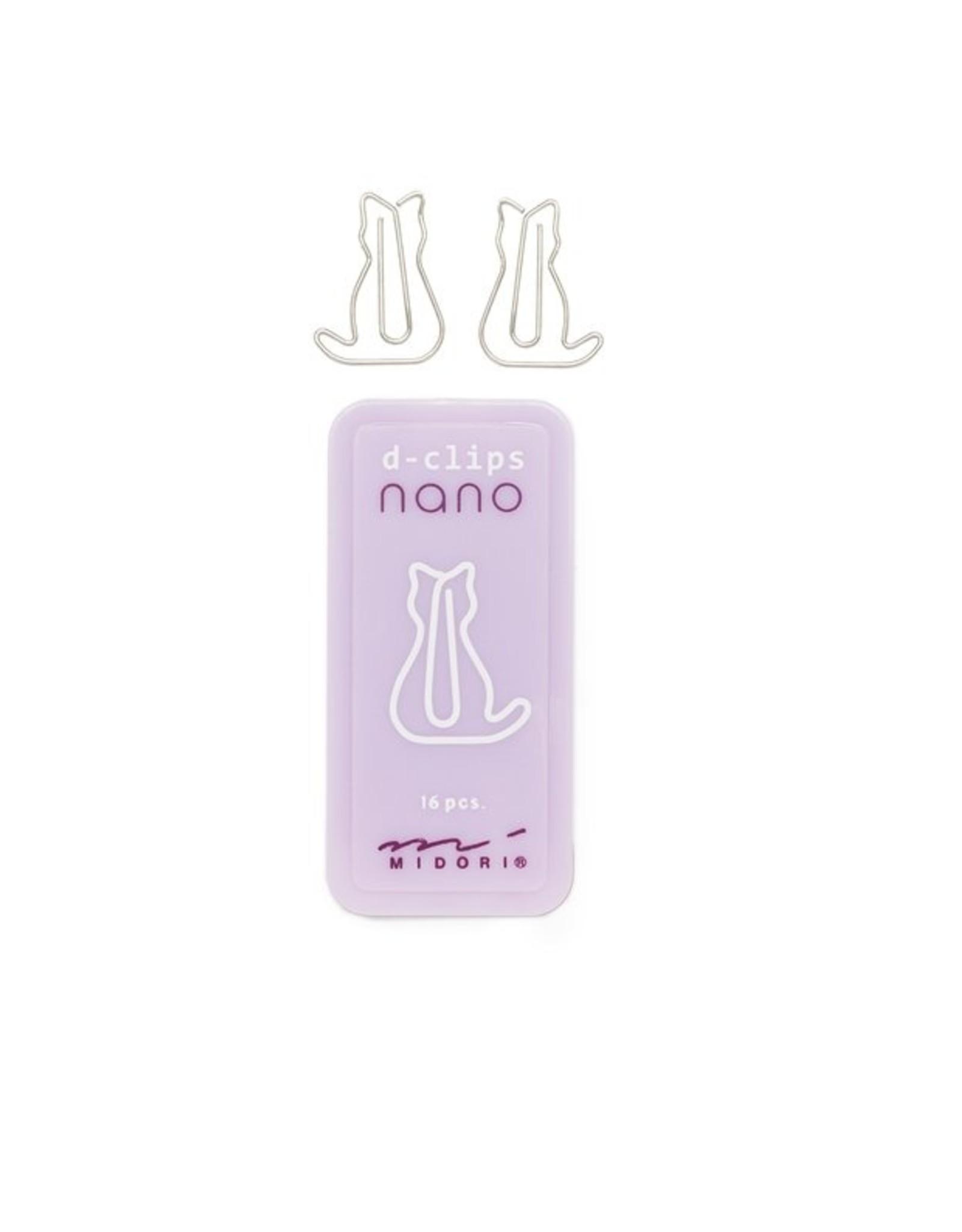 Midori Midori - D-clips Nano