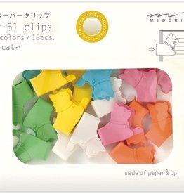 Midori Midori P-51 Clips - CAT Gekleurd
