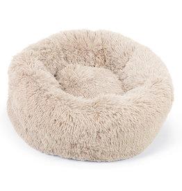Beeztees Beeztees - Vako fluffy mand bruin