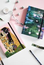 Niaski Niaski - Guscat Klimt Cat Kiss - sketchbook