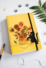 Niaski Niaski - Vincat van Gogh - sketchbook